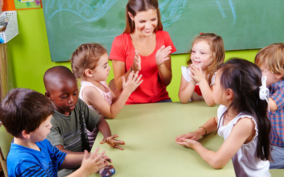 The Positive Effects of Daycare in Children