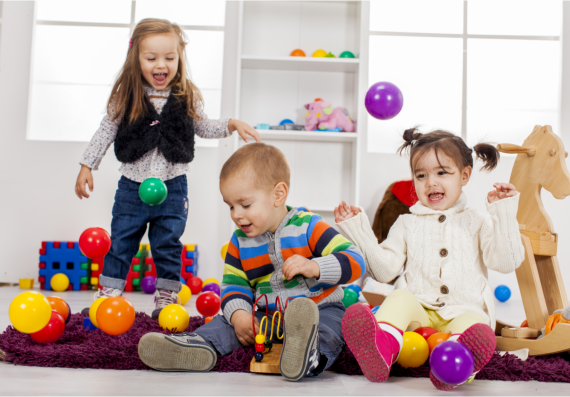The Benefits of a Day Care Center